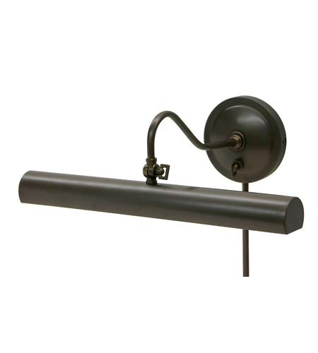 House Of Troy PL16-OB Library Lamp Collection Wall Lamp, Oil Rubbed Bronze ()