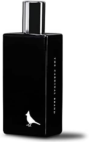The Cardinal Brand Black Edition Cologne - Intimate, Unisex, Luxury Fragrance, 1.7 ounce