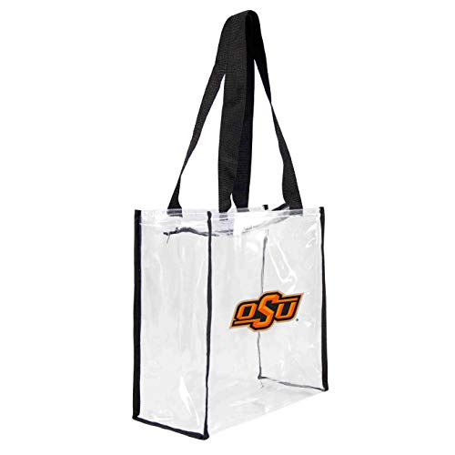 Oklahoma State Tote Bag - NCAA Oklahoma State Cowboys Clear Square Stadium Tote