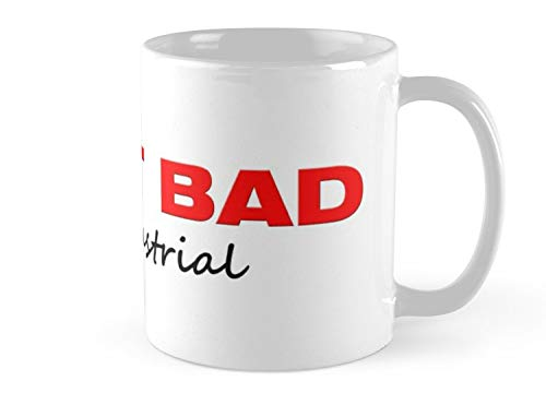 Army Mug Not Bad Industrial HD - 11oz Mug - Features wraparound prints - Dishwasher safe - Made from Ceramic - Best gift for family friends]()