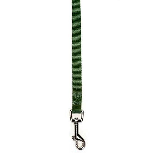 Zack & Zoey Dog Lead LEASHES Bulk LOT Packs Litter Rescue Shelter - Choose Size & Quantity (Small - 4 Ft x 5/8 Inch 40 Leads) by Zack & Zoey (Image #5)
