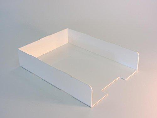 Falken Design Naomi Series Acrylic Desk Tray, Letter Tray, 13.75