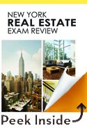 new york real estate exam review - 5