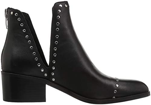 Black Studded by Black Ankleboot Madden Steve wAtIx