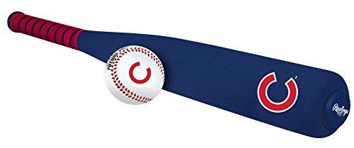 MLB Foam Bat and Ball Set Chicago Cubs,One -