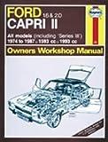 Ford Capri II 1600 & 2000 1974 to 1979 Owners Workshop Manual