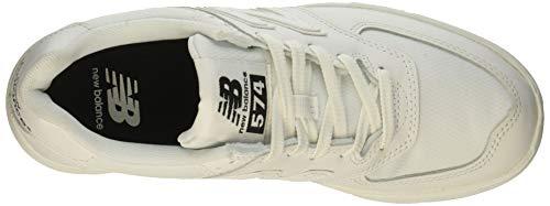 White New All Coast Uomo Balance white 574v1 O6BpFXw6