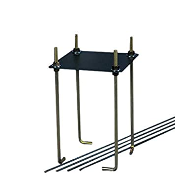 "Goalrilla 9"" Basketball Anchor System Installs In-Ground and Allows Hoop to Move with You"