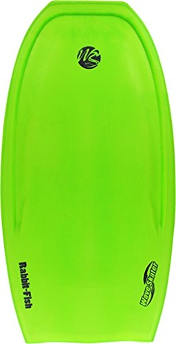 Wave Skater Bodyboard - Rabbit Fish 45'' Lime by Wave Skater