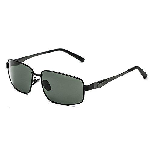 CHB Men's driving polarized wayfarer sunglasses lightweight 100% UV - Uv Block Light Sunglasses Which