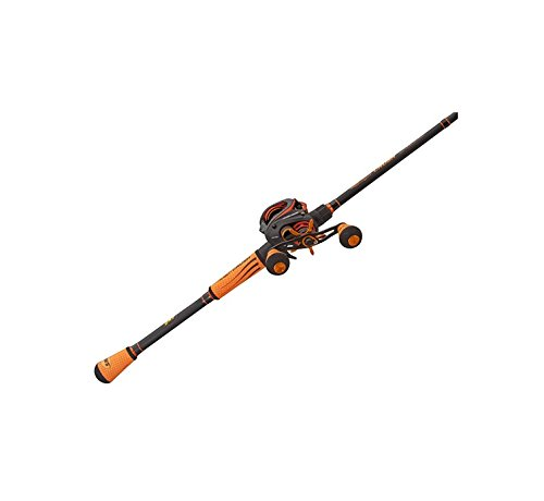 Lews Fishing Mach Crush SLP Speed Spool IM8 Combo MC1SHL70MH ()