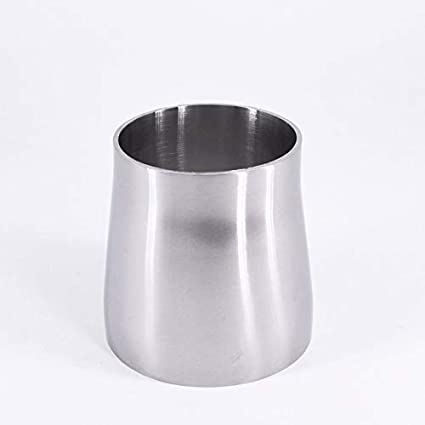 2.5/'/' 63mm to 3/'/' 76mm Stainless Steel Weldable Car Exhaust Pipe Reducer Adapter