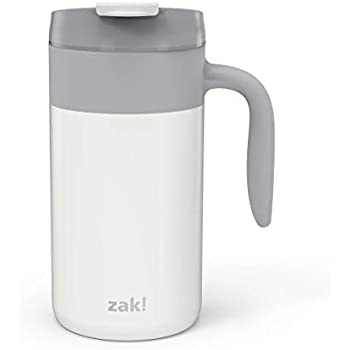 Amazon Com Zak Designs Aberdeen Stainless Steel Double