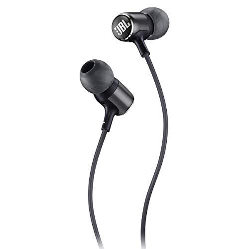 JBL Lifestyle LIVE 100 In-Ear Headphones, Black