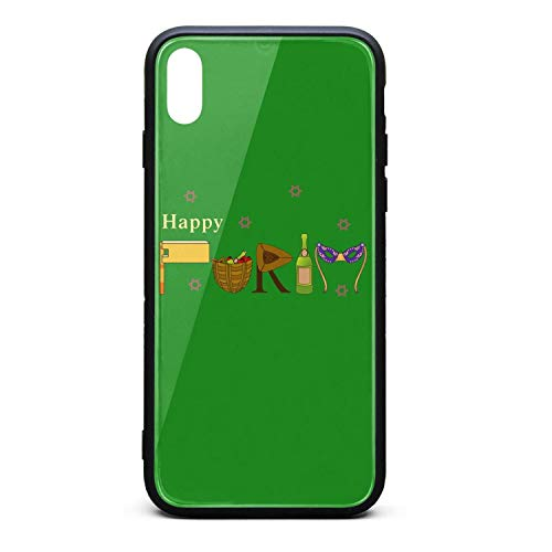 Happy Purim Beautiful Greeting Card Good Skin Cute Cell iPhonexs MAX -