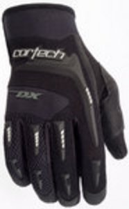 Cortech Womens DX 2 Textile Street Motorcycle Gloves (Choose Size & Color)