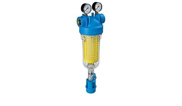 Hydra M 1 RLH 90 MCR filtro de retrolavado filtro de agua casa filtro Brunnen filtro Arena: Amazon.es: Bricolaje y herramientas