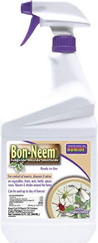 Bonide Bon-Neem Insecticidal Soap Rtu 32 fl oz - Rtu Insect Soap