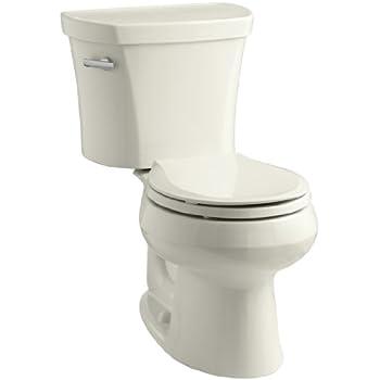 Kohler K 3947 U 96 Wellworth Round Front 1 28 Gpf Toilet