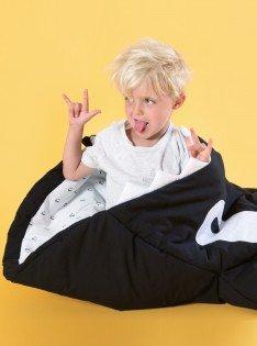 Baby Bites - Saco de dormir para niños hasta 6-7 años - Orca
