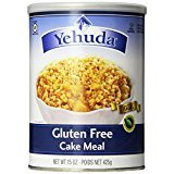 Yehuda Gluten Free Cake Meal, 15 Ounce by Yehuda