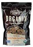 Castor and Pollux Organx Organic Dog Cookies Cheddar Cheese — 12 oz, My Pet Supplies