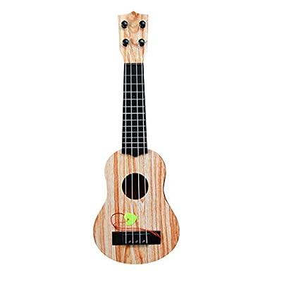 Beginner Classical Ukulele Guitar Educational Musical Instrument Toy for Kids, Ukulele Toys Guitar Toys Music Toys, Educational Dolls: Arts, Crafts & Sewing