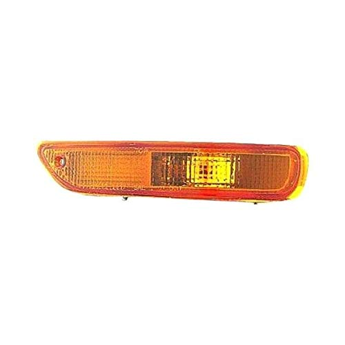 (Replacement Signal Lamp Assembly Front Right Fits Toyota Corolla: Sedan)
