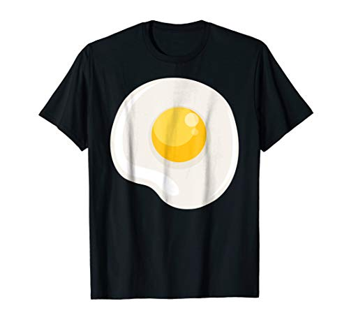 Halloween Egg Omelette Costume Shirt for Kids, Men, Women