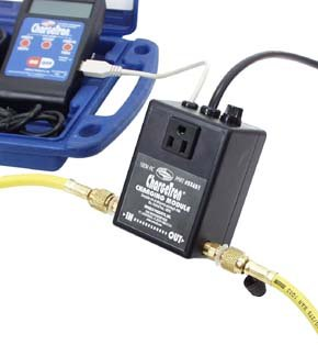 Uniweld 53651 Chargetron Charging Module, ALL Refrigerants Including R410A