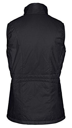 VAUDE Weste Womens Sulit Insulation Vest - Cortavientos para mujer negro