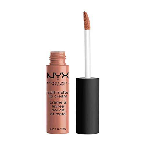 NYX Soft Matte Lip Cream, Abu
