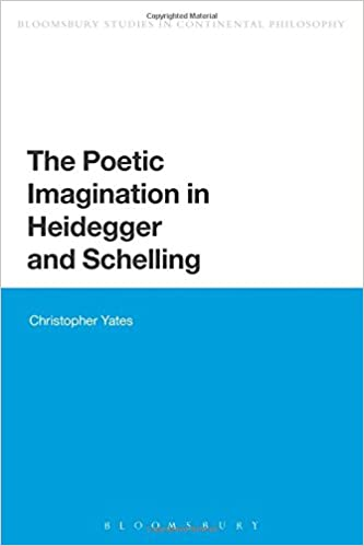 Téléchargement de livres gratuits sur votre ordinateur The Poetic Imagination in Heidegger and Schelling (Bloomsbury Studies in Continental Philosophy) (Littérature Française) PDF DJVU