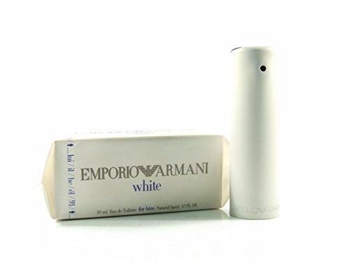 Emporio Armani White - EMPORIO ARMANI WHITE Cologne for men by Giorgio Armani, 1.7 oz EDT Spray