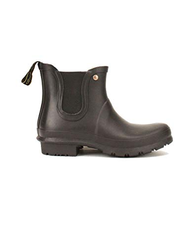 Natural Boots Rubber Delivery Matt Chelsea Free Black Winning 3 12m Earl Foot Rockfish Calendared Guarantee Women's Handmade Size Boot Award Finish Bed Cushioned Grey 8 Lined 6xfqw5B