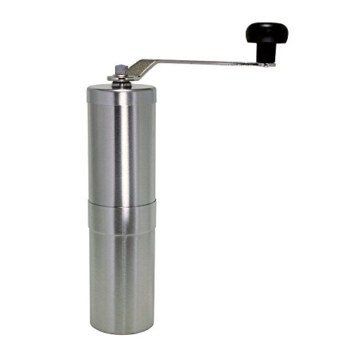 Porlex 345-12541 Jp-30 Stainless Steel Coffee Grinder, Silver (Best Coffee Grinder In The World)