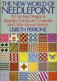 The New World of Needlepoint, Lisbeth Perrone, 0394472659