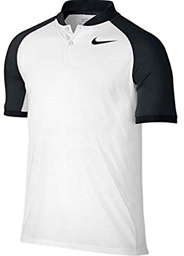 75290a834 Nike Modern Fit Transition Dry Color Golf Polo 2017 Blue Jay Armory Navy  Flat