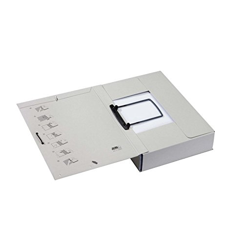 Extension File With JalemaClip And 3 Flaps (Box of 25)