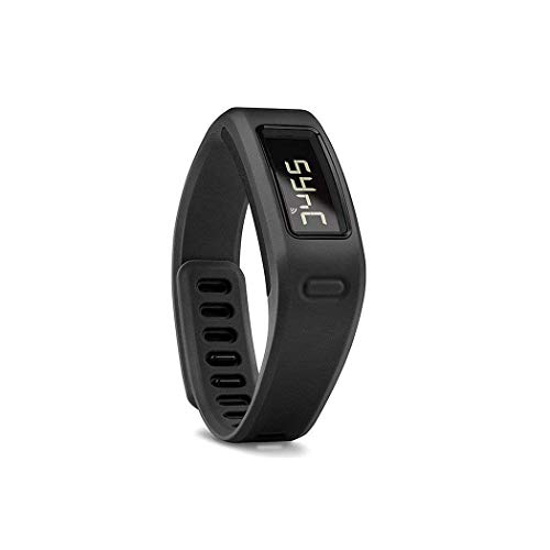 Replacement Fitness Wristband Band for Garmin Vivofit Replacement Strap Bands S L Small Lager Size to All size-Black (Black, S)