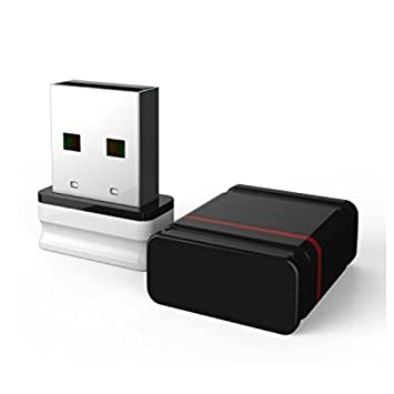 NOONDL 2.4GHz 150Mbps Mini Wireless Red USB Wifi Adaptador para PC Ordenador Tablet Ordenador Portatil