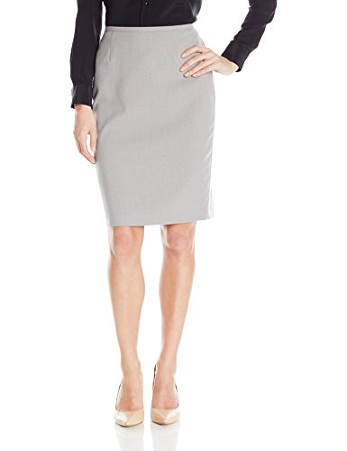 Calvin-Klein-Womens-Lux-Solid-Pencil-Skirt