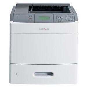 - Lexmark T654dn Monochrome Laser Printer. T654DN MONO LASER PRINTER LASER. Monochrome - 55 ppm Mono - 1200 x 1200 dpi - Network, USB - Fast Ethernet - SPARC, PC, Mac