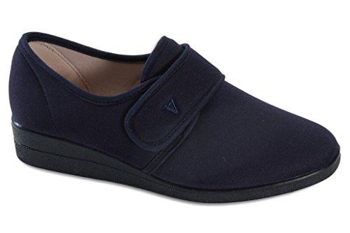 Bleu Femme pour Valleverde Valleverde Chaussons Chaussons pwIX8qRnx