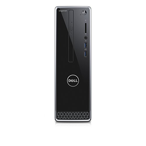 Dell Inspiron i3250-30BLK Desktop (Intel Core i3, 4 GB RAM, 1 TB HDD, Black) No Monitor Included (Dell Compact Desktop)