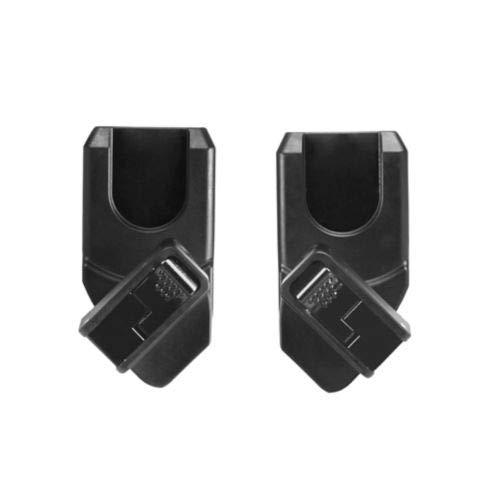 Maclaren XLR Car Set Adaptor for Maxi COSI, Cybex, Black