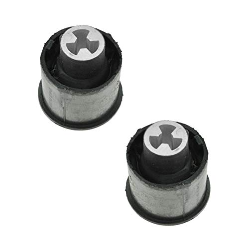 Rear Axle Trailing Arm Bushing Set PAIR 1J0501541C for VW Beetle Golf Jetta ()