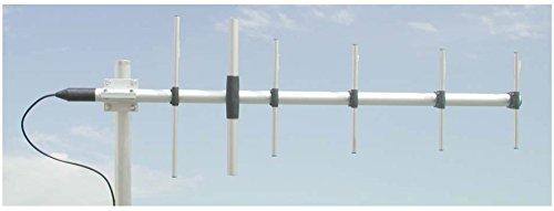 Yagi Uhf (Sirio WY400-6N UHF 400-470 MHz Base Station 6 Element Yagi Antenna)
