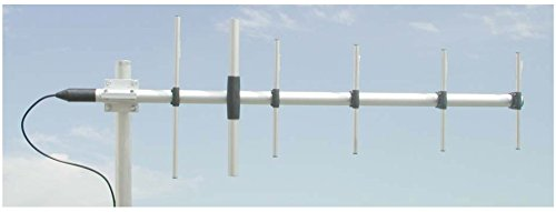 Sirio WY400-6N UHF 400-470 MHz Base Station 6 Element Yagi Antenna (Antenna Element Yagi 3)
