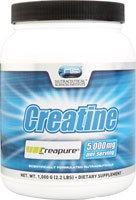 Vitacost Creatine Powder Creapure -- 5,000 mg per serving - 2.2 lbs (1,000 g)